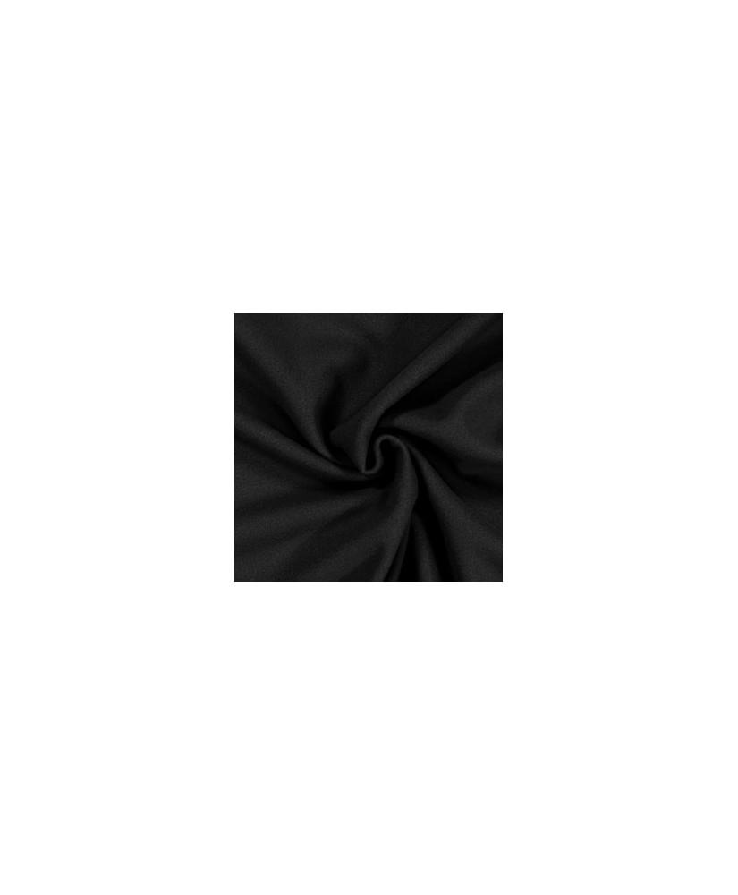 Snood Noir Polaire