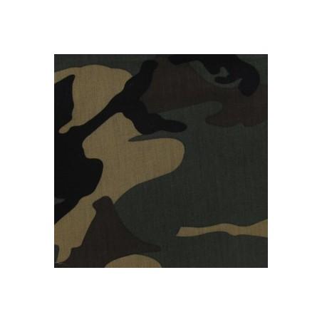 Snood Camouflage Vert