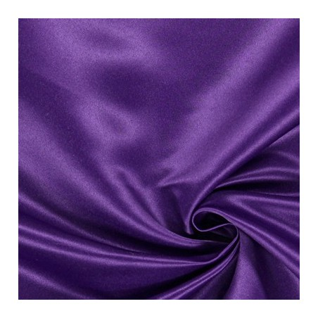 Snood Violet Élégance