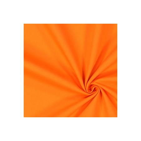 Snood Orange Coton