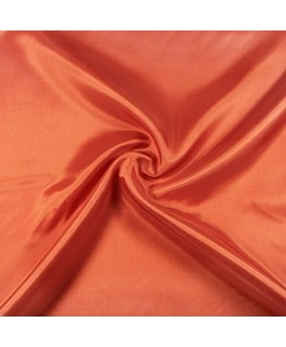 Snood Orange Sanguine Élégance