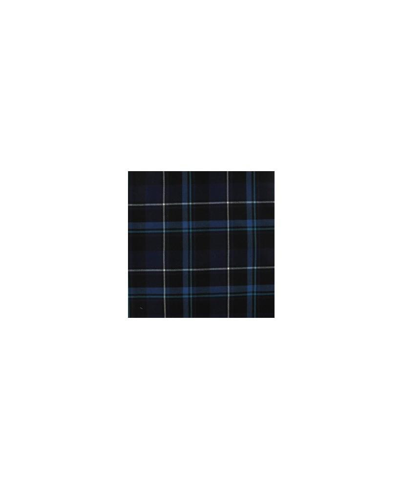 Snood Écossais Bleu Fonds Marins