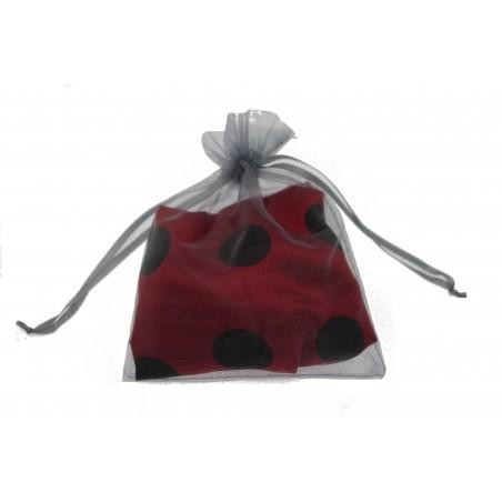 Snood Rouge Coccinelle (envoi)