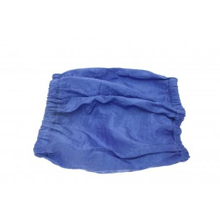 Snood Bleu Foncé Crash taille standard (snood cocker)