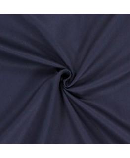 Snood Bleu Nuit Coton