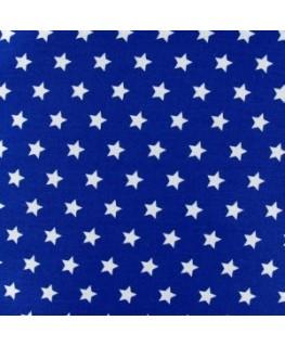 Snood Bleu Pluie d'Étoiles