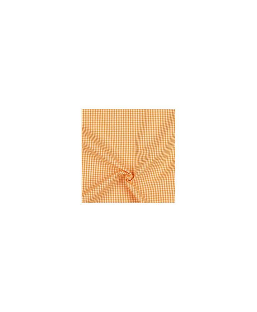 Snood Vichy Orange