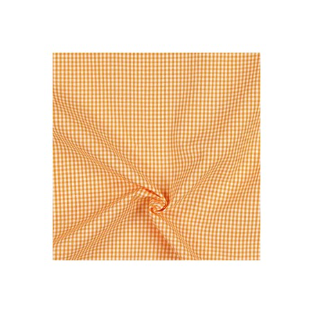 Snood Vichy Orange