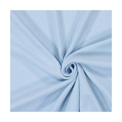 Snood Bleu Pâle Éponge