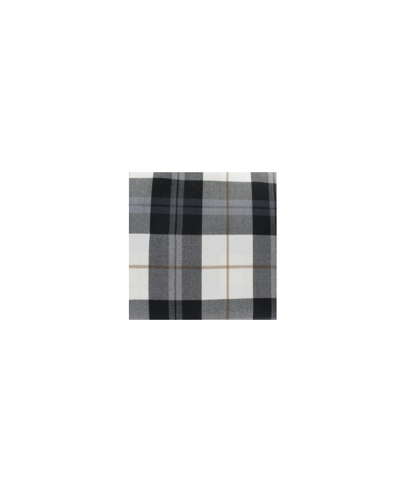 Snood écossais gris