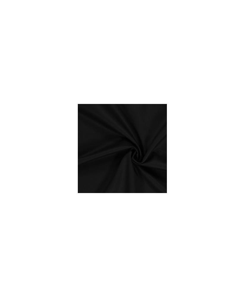 Snood Noir Coton