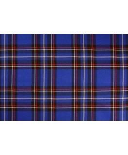 Snood Écossais Bleu