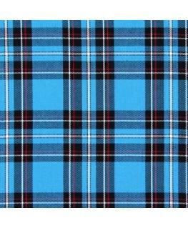 Snood Écossais Turquoise