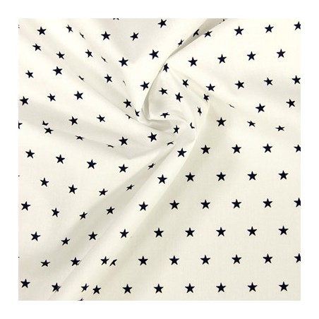 Snood Blanc Pluie d'Étoiles