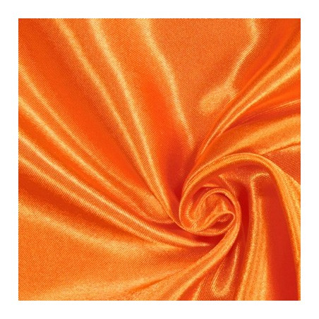 Snood Orange Élégance