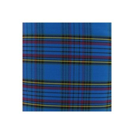 Snood Écossais Bleu Acier