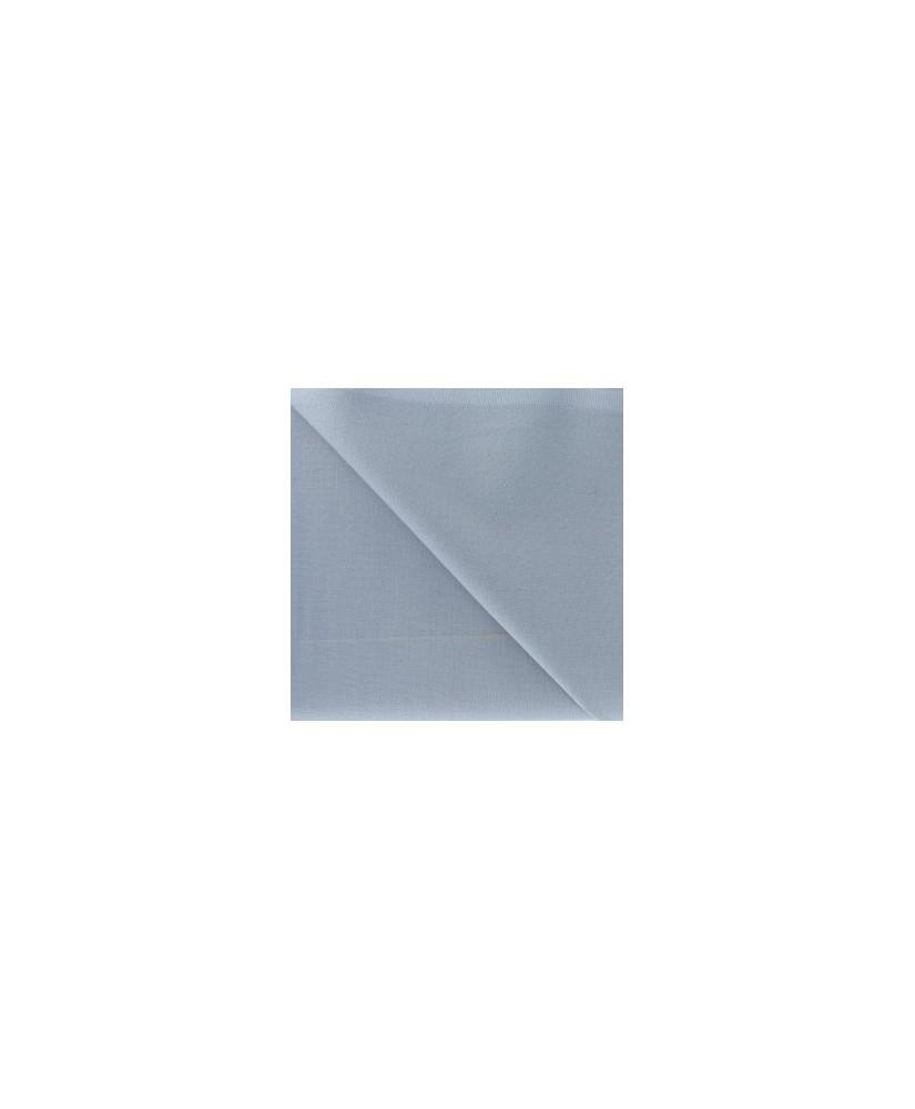 Snood Bleu Gris Coton