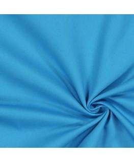 Snood Turquoise Coton