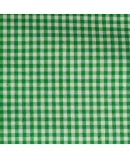 Snood Vichy Vert