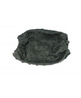 Snood Anthracite Douceur Toudou taille standard (snood cocker)
