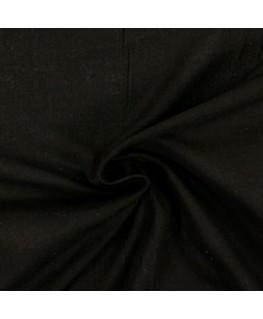 Snood noir voilé