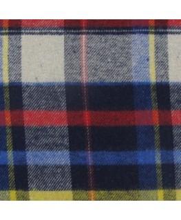 Snood Écossais Bleu Coloré