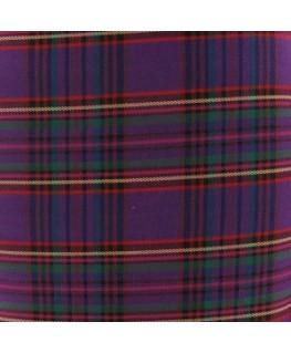 Snood Écossais Violet